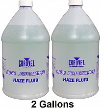 2x Chauvet DJ Performance Haze Fluid HFG