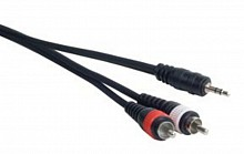 American Audio MP-15 (15ft RCA to 1/8)