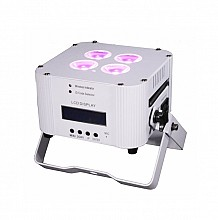 Eternal Lighting Cube Echo MKII RGBWA+UV (white)