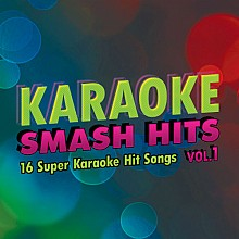 Karaoke Music Smash Hits Vol. 1 (digital download)