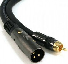 ProX XC-RXM25 (25ft RCA to XLR Male Cable)