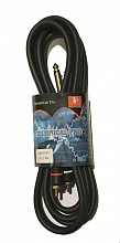 Technical Pro HiFi 6' double RCA to double 1/4in